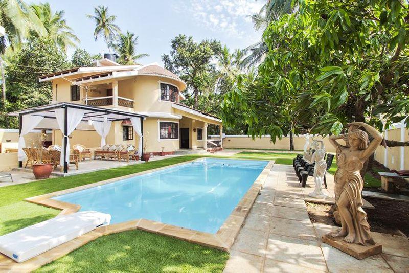 Goa Villa Clickstay