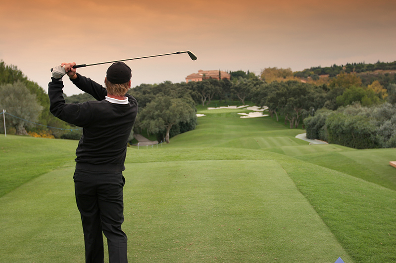 Best for golf breaks in Spain