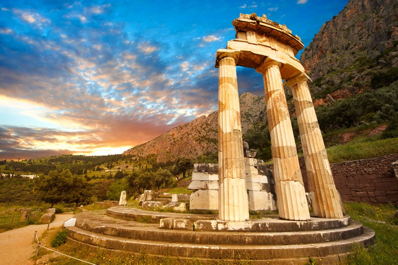 Oracle at Delphi Facts About Greece