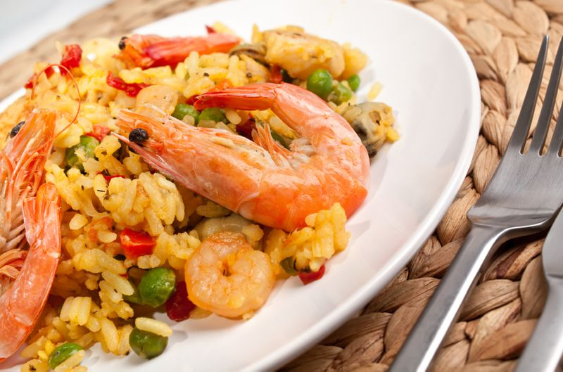 Paella - Spanish Food