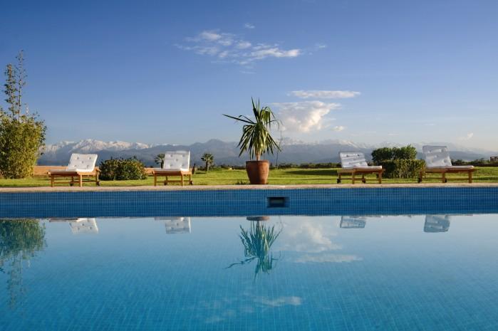 Morocco Villa
