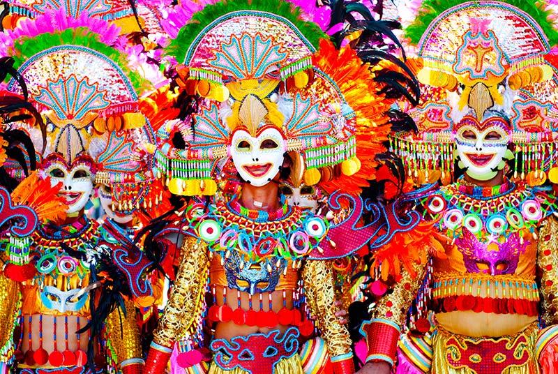 Masskara festival Philippines