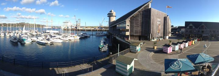 Maritime Museum Falmouth, Cornwall