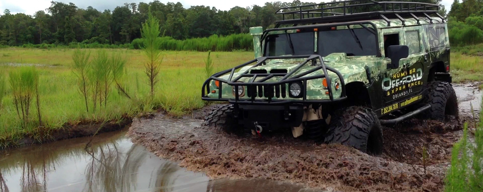 off-road hummer experience Orlando