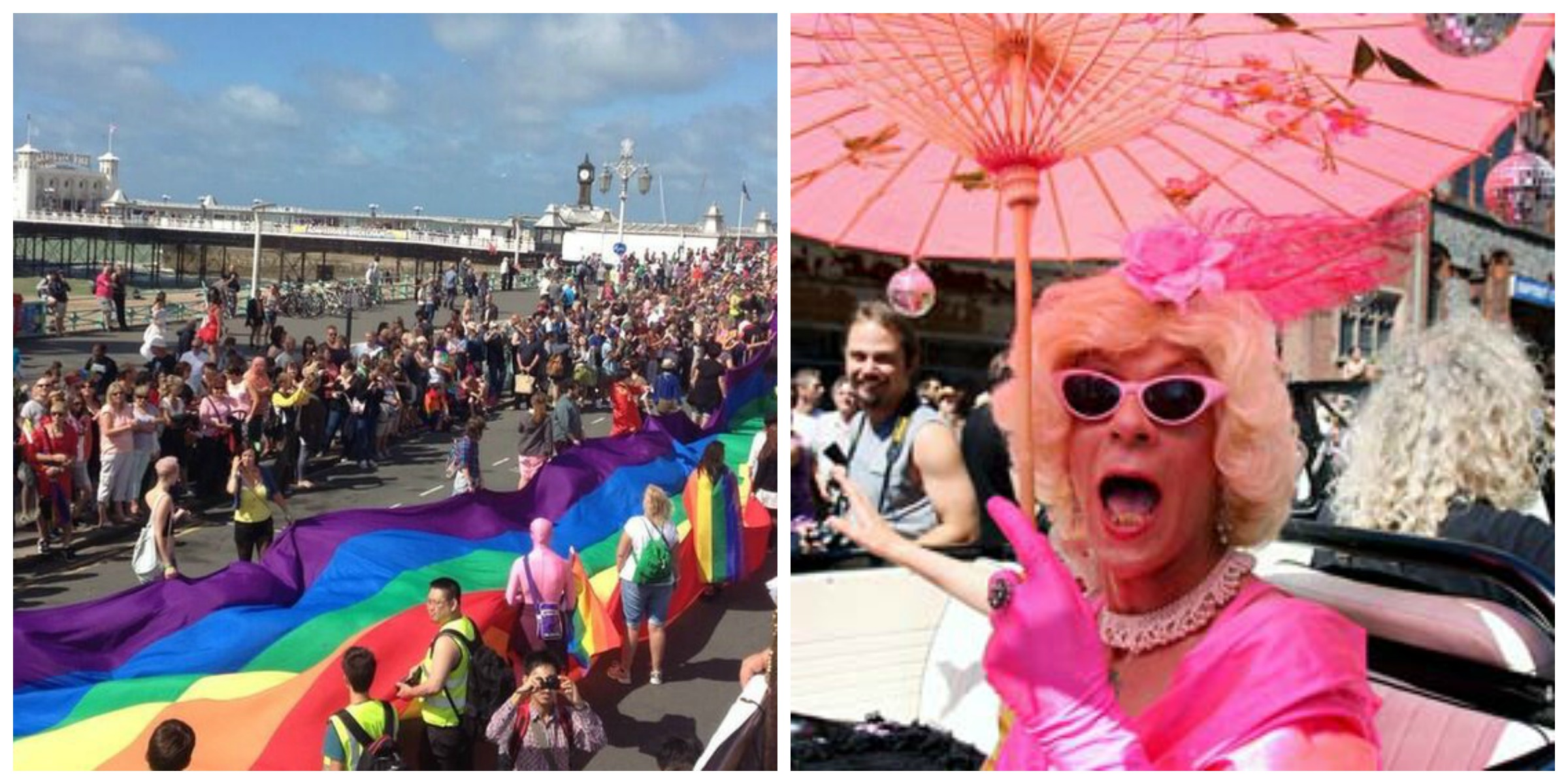 Gay Pride - Visit Brighton