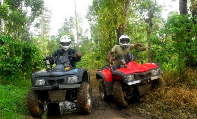 Quad Biking Goa