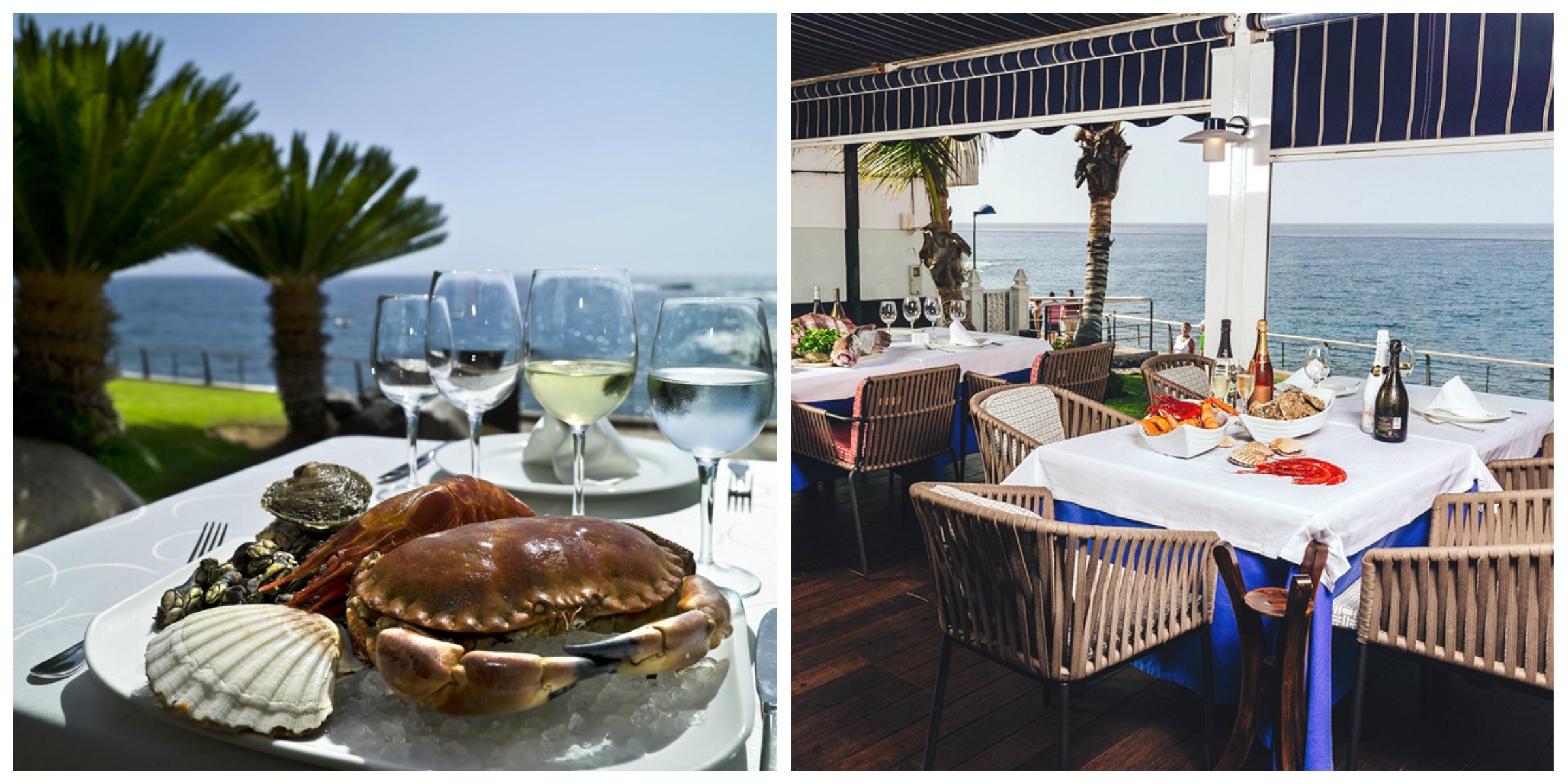 restaurante la vieja Tenerife