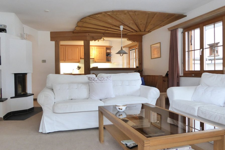 Highly rated chalet, five star reviews, Klosters