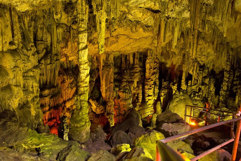Zeus' birthplace - Ideon Cave