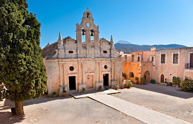 Sacred Monastery of Arkadi, Crete