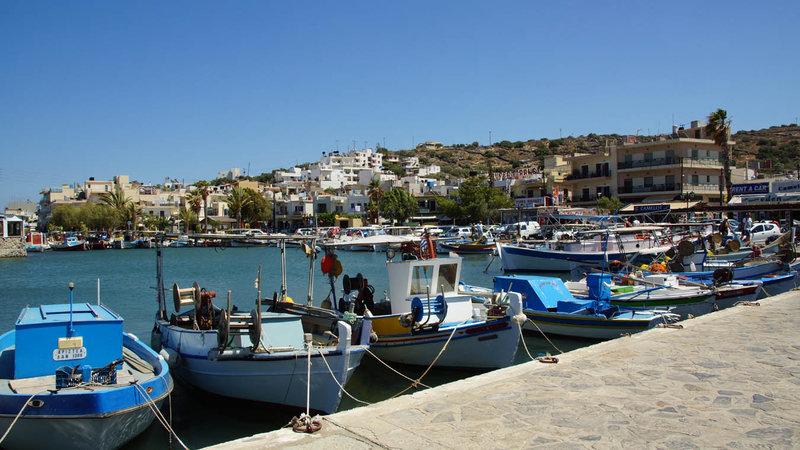 Elounda in Crete