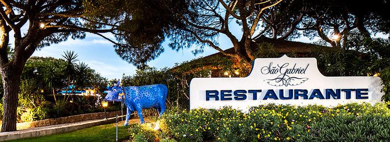 Sao Gabriel Restaurante in the Algarve