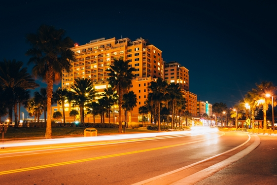 Downtown Clearwater, Florida