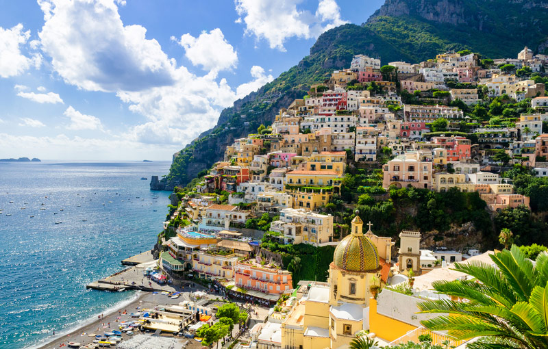 Places to visit in Positano, Campania