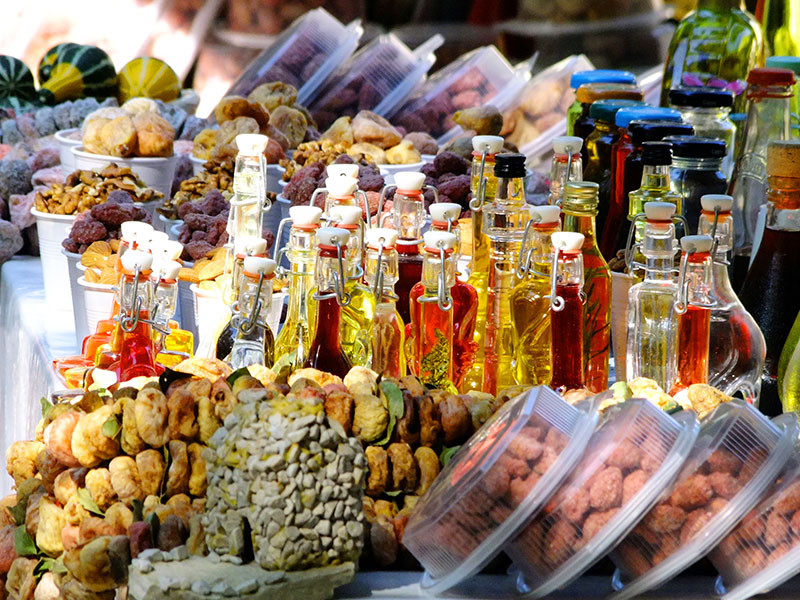 Markets in Zadar