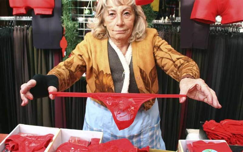 Turkey New Year Red Underwear