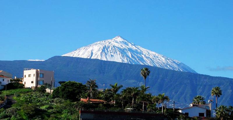 Mount Tiede Tenerife