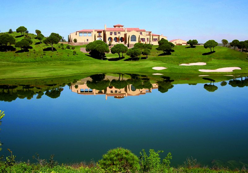 Monte Rei Golf Course Portugal