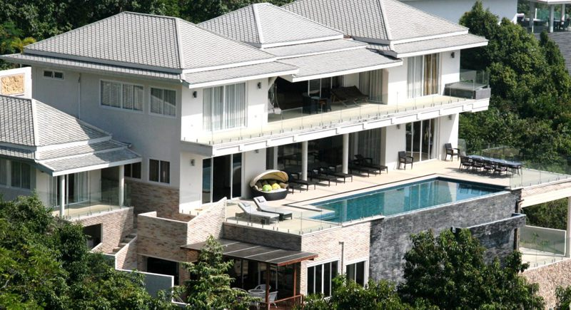 Islandview Villa Thailand Luxury