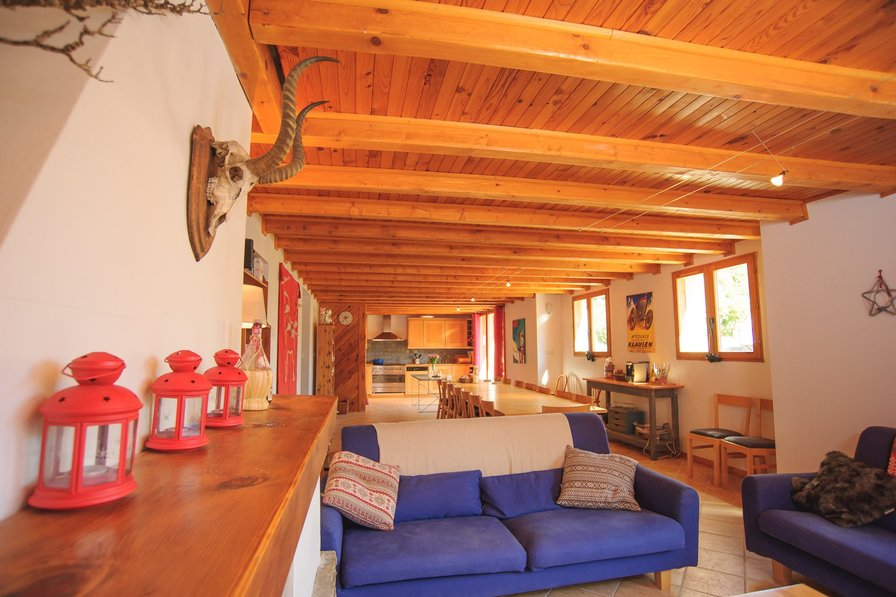 Good value chalet for 20 people
