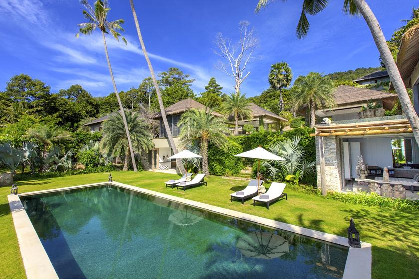 luxury villa Koh Samui