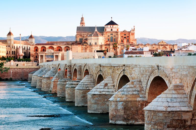 The city of Cordoba, Spain
