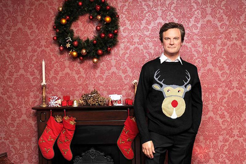 Bridget Jones Christmas Colin Firth