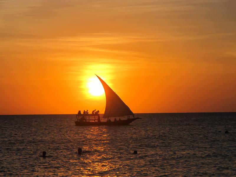 Zanzibar Sunset Sailing