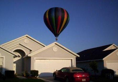 Villa in Florida Pines, Florida: Villa Front