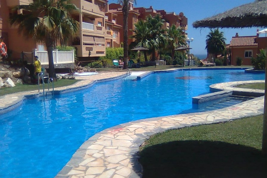 Apartment To Rent In Marbella Spain With Shared Pool 106363
