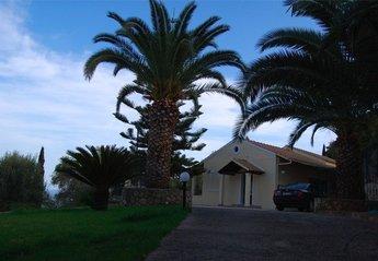 Villa in Gastouri, Corfu