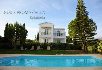 Villa in Livathos, Kefalonia