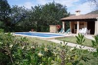Villa in Pollensa, Majorca: Finca Magdalena Garden and pool