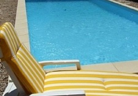 Villa in Agel, the South of France: Pool