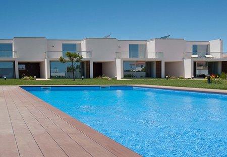 Villa in Sagres, Algarve: Shared pool