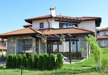 Villa in Kosharitsa, Bulgaria: Villa on the Black Sea exterior