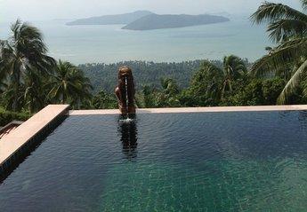 Villa in Baan Taling Ngam, Koh Samui: Infinity Pool & View