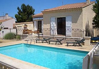 Villa in Nissan-lez-Enserune, the South of France