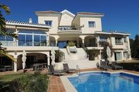 Villa in Marbella, Spain: Stunning villa with panoramic views.