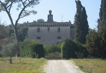 Country House in Campi Salentina, Italy