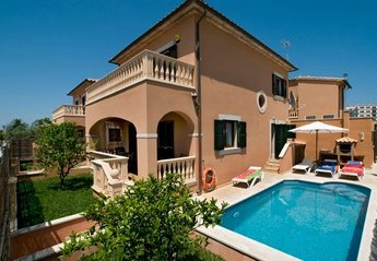 Villa in Spain, Platja d'Alcudia