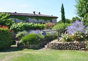Country House in Staggia, Italy