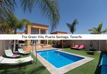 Villa in Puerto de Santiago, Tenerife