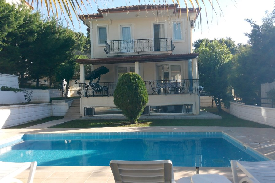 Villa To Rent In Ovacik Turkey With Private Pool 118760