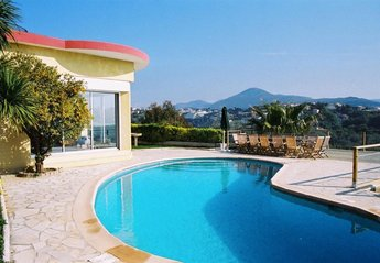 Villa in Saint-Pierre de Feric, the South of France