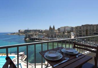 Apartment in St Julians, Malta