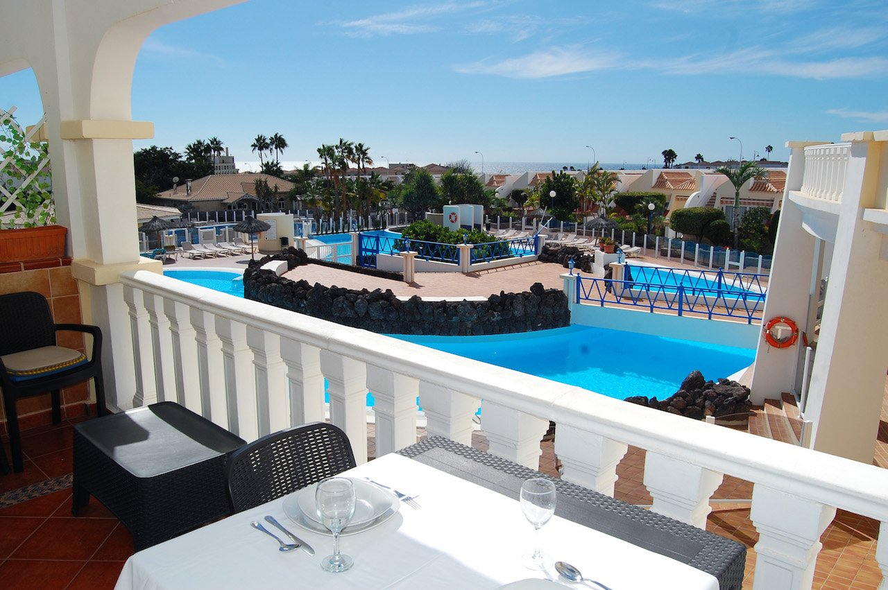 apartment to rent in golf del sur tenerife with shared pool 11995