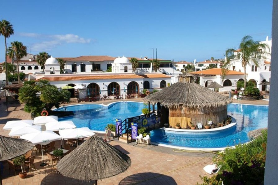 Apartment In Spain Amarilla Golf The Gorgeous Swimming Pool Complex
