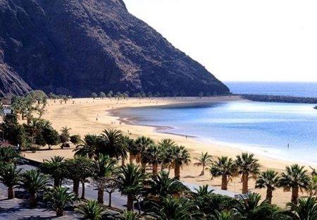 Apartment in Toscal (Santa Cruz), Tenerife: Las Teresitas beach