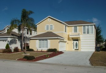 House in Four Corners, Florida: house